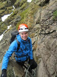 Multi Pitch rock climbing courses