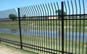 Fence Xperts Ornamental Steel Fencing. Chicago Fence Company