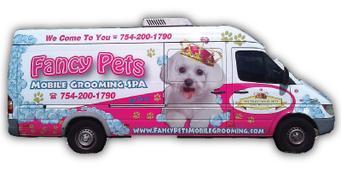Fancy Pets Mobile Grooming 754 200 1790 We Love Dogs