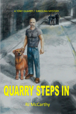 Quarry Steps In