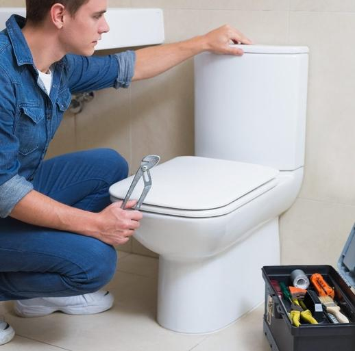 Affordable Toilet Installation Service and Cost in Edinburg McAllen TX – Handyman Services of McAllen