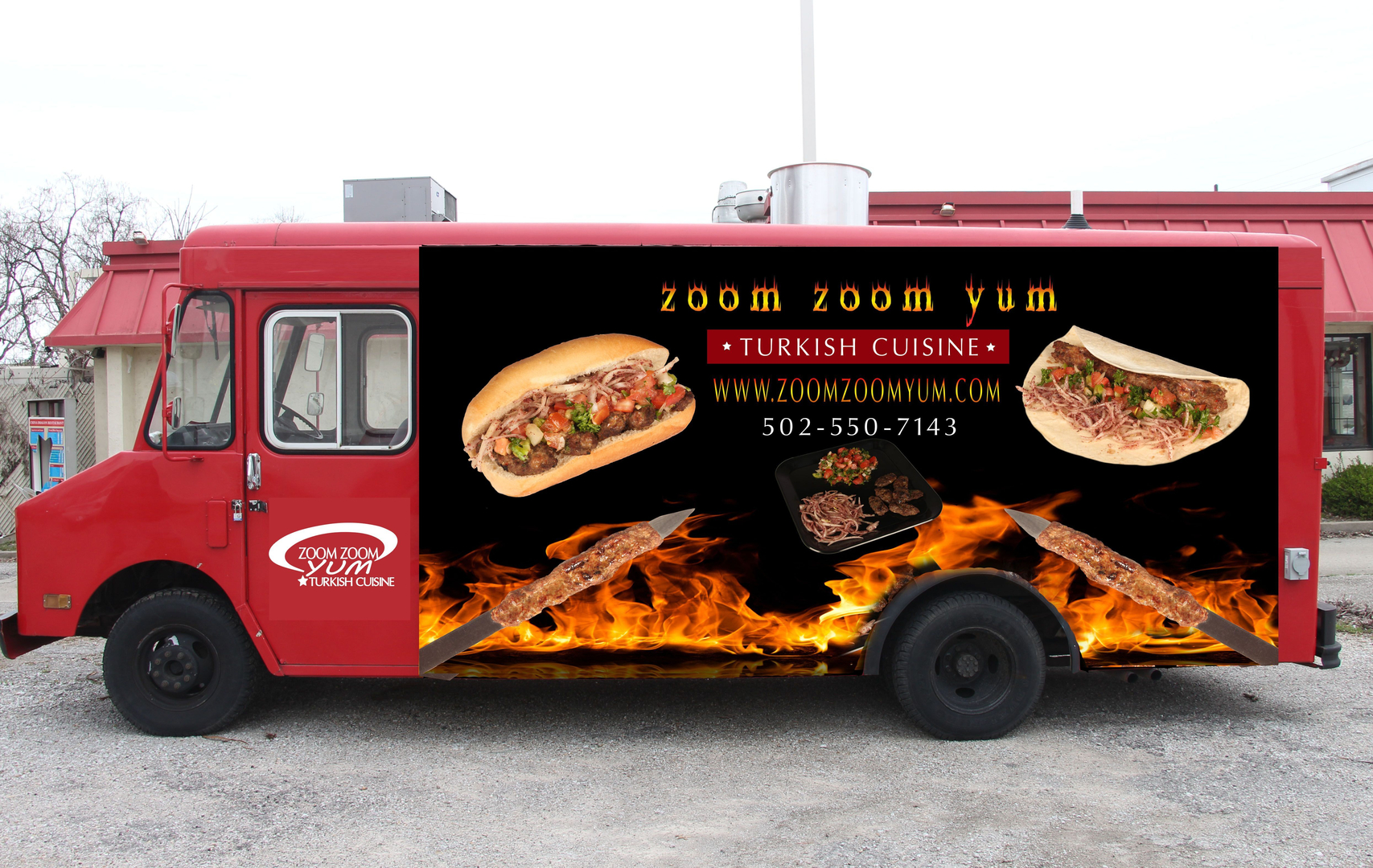 How Much Is A License For A Food Truck