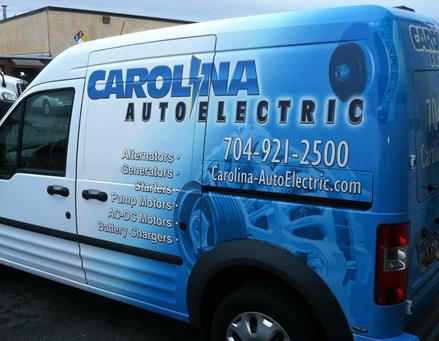 Carolina Auto Electric of Nc, Llc Of Charlotte, Nc : About