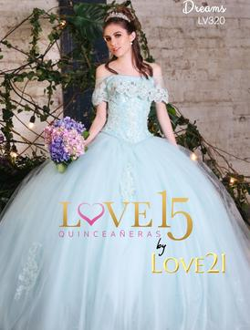 Dreams Quince Quinceanera Collection