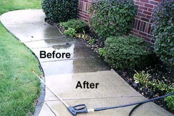 Power Washing Services and Cost Edinburg Mission McAllen TX RGV Janitorial Services