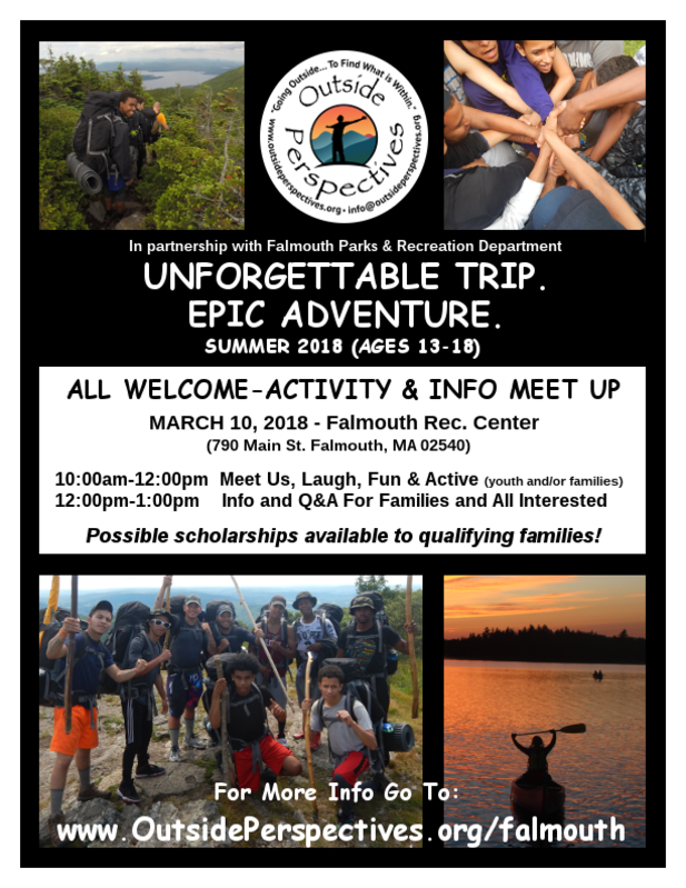 Unforgettable Trip. Epic Adventure. Learn more March 10th at Gus Canty!!