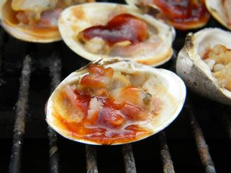 How to make Clams on the barbecue. www.DIYeasycrafts.com