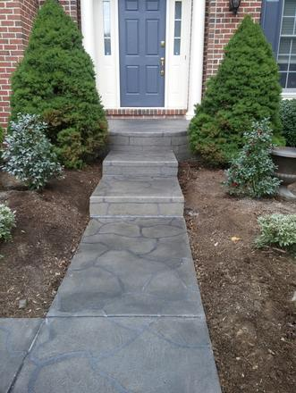 Grand Flagstone Walkway and Patio in Media, PA