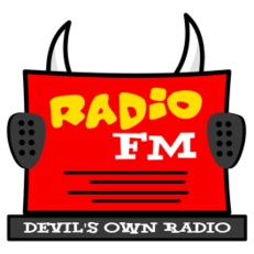 Radio FM Sticker