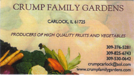 Crump Family Gardens