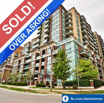1 Bedroom Condo for Sale at One Oak Park - 2325 Central Park, #202, Oakville