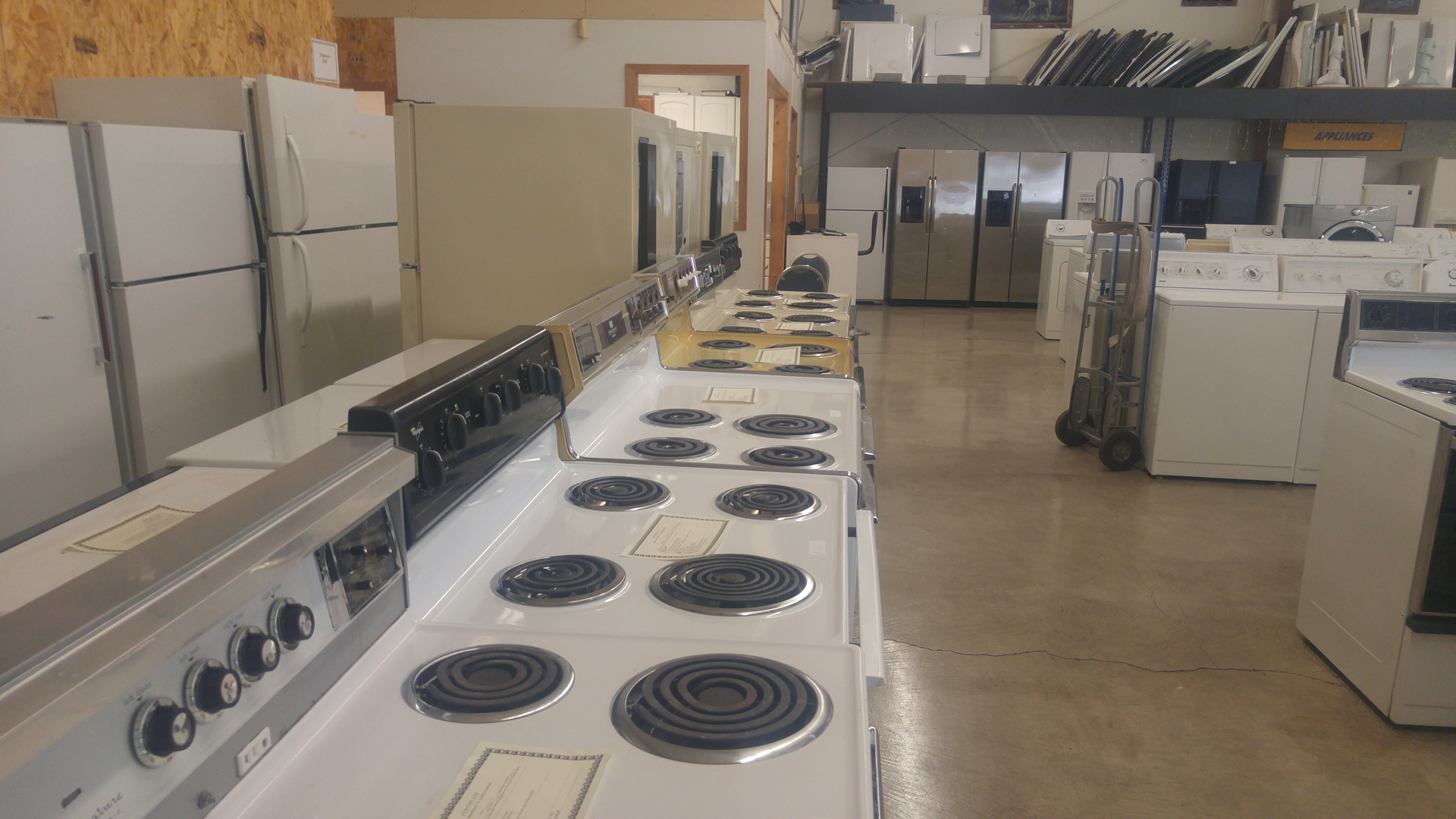 Appliance Warehouse - Used Appliances, High Quality