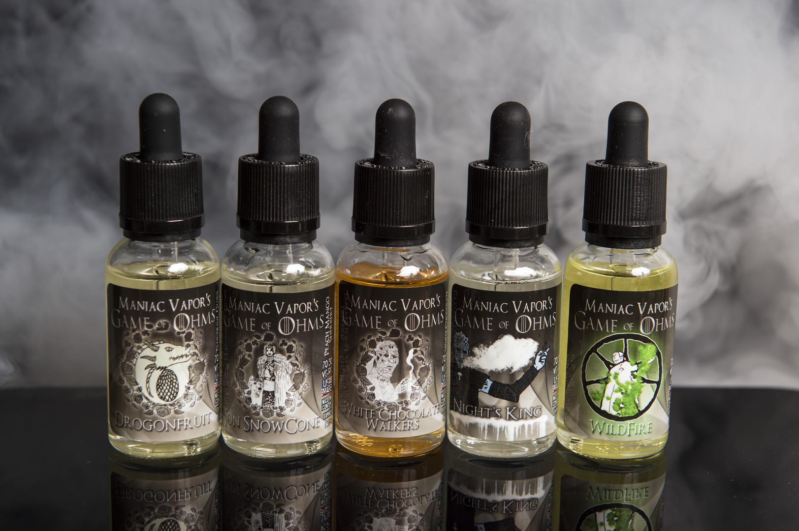 what we offer vapor