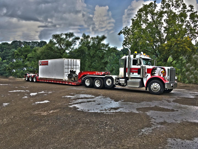 Chieftain Trucking & Excavating