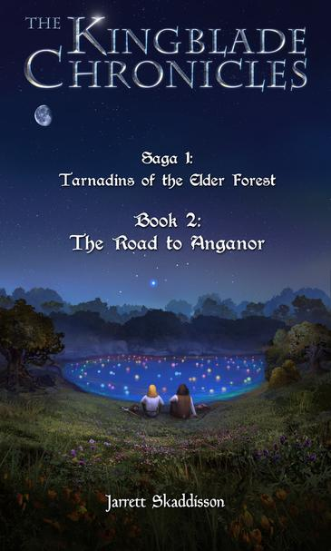 The Road to Anganor front cover