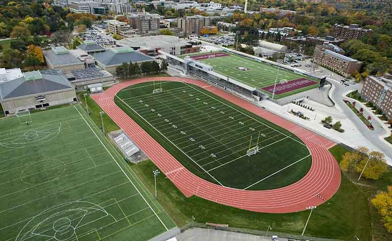Image result for mcmaster university field
