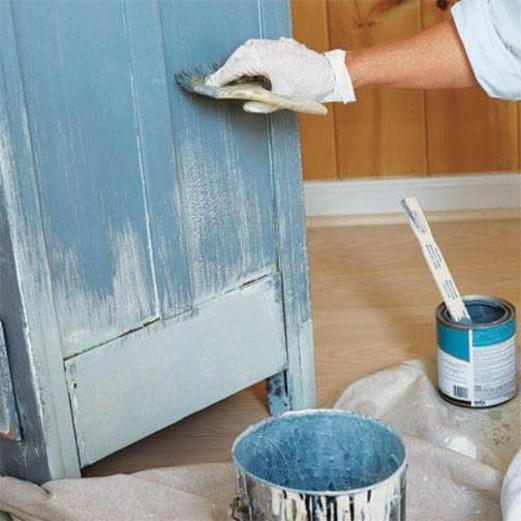 Experienced Furniture Painting Services Furniture Painter And Cost in McAllen Texas | Handyman Services of McAllen