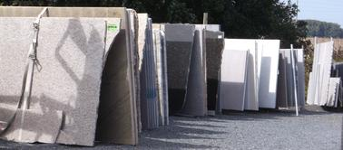 Granite Slabs available to hand choose in Greenwood, DE at Counterparts LLC on US 13