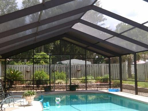 Screen It All Pool Patio Screen Repair Screen It All