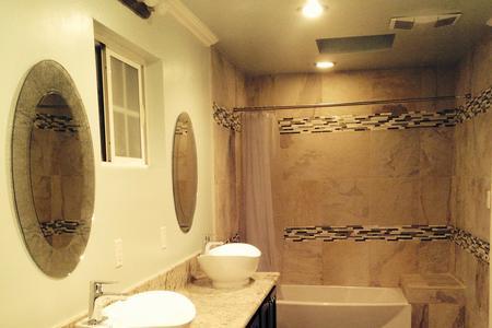 Kitchens And Bathrooms - Bathroom remodel parker co