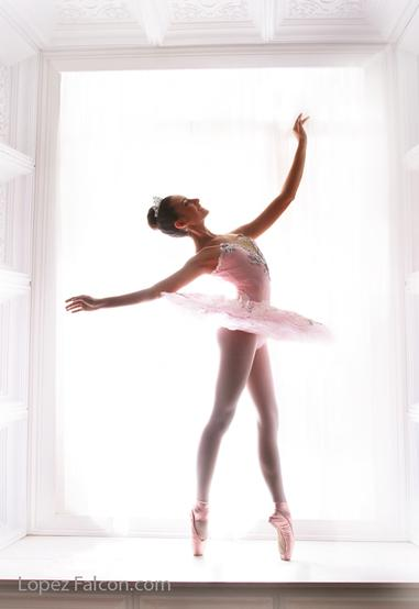 BALLERINA QUINCES PHOTOGRAPHY