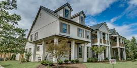 Image Of New Construction Homes In Tuscaloosa, AL - Pinnacle Park at Northriver