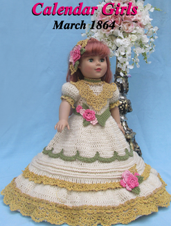 Crochet American Girl Doll Clothes patterns