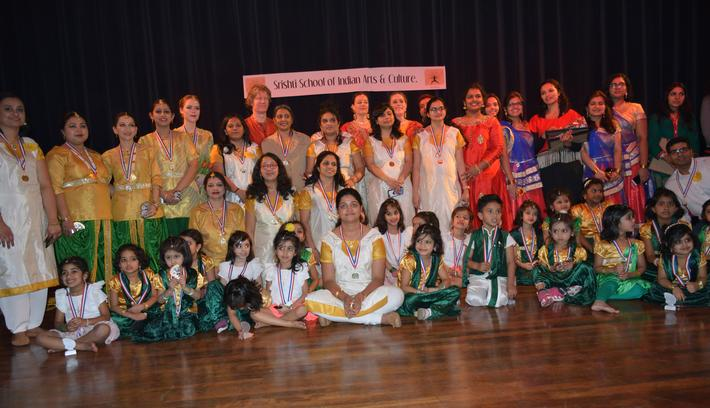 Srishti School Of Indian Dance And Music Amstelveen