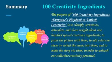 creativity, creative thinking, innovation