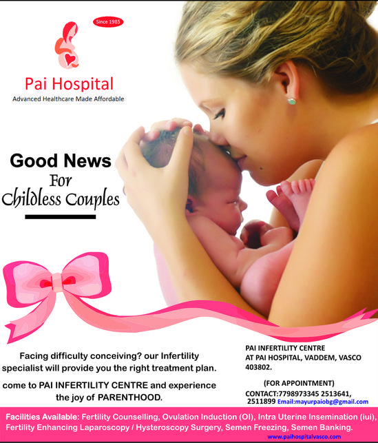 Infertility Treatment in Goa