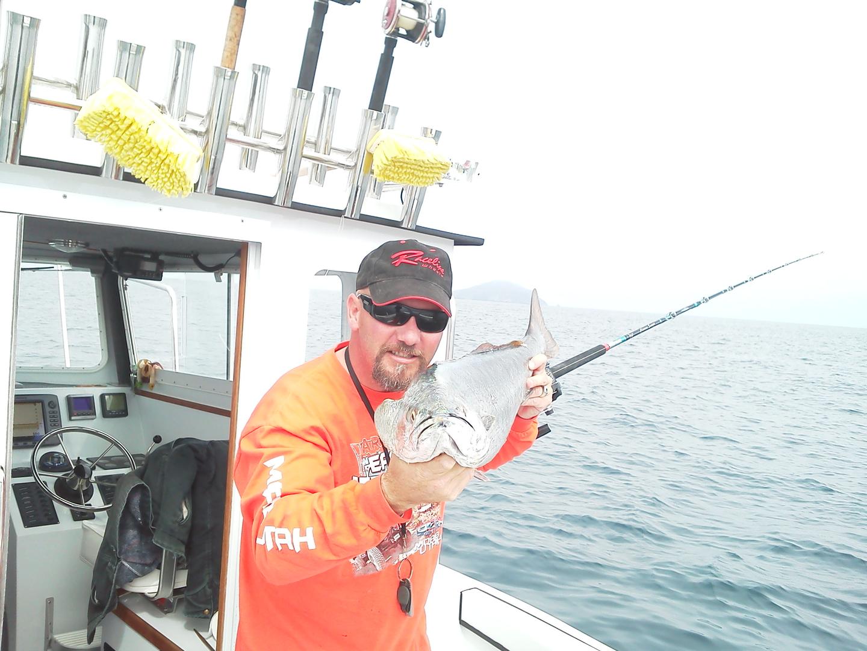 White Seabass Fishing