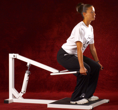 multi-lift task squat hydraulic fitness equipment aerostrength pace machines