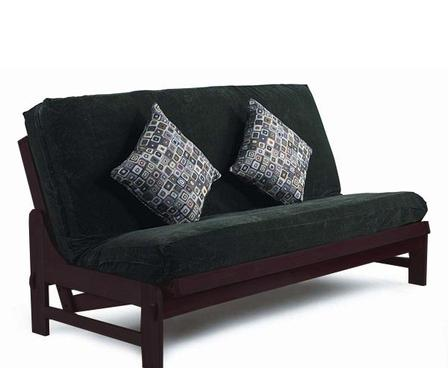 Cypress Futon Frame by Lifestyle Solutions