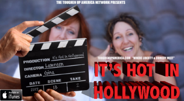 Hot In Hollywood Comedy Radio Podcast