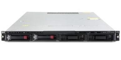 "HP LFF SAN Storage Server 4 X 3.5"" BAys"