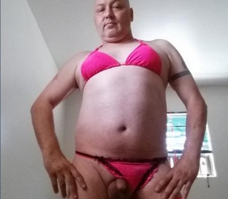 Guys in spandex fetish