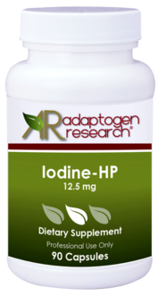 Adaptogen Research, Iodine-HP