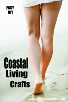 DIY Nautical and Coastal crafts and projects. www.DIYeasycrafts.com
