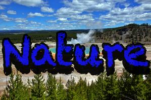 Nature Landscape Yellowstone Yosemite Grand Tetons Moab Waves