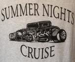 2017 Summer Nights Cruise-In Flyer