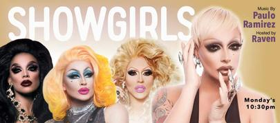 West Hollywood, CA - SHOWGIRLS Every Monday at Mickys