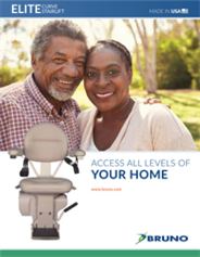 Elite Curved Stairlift Brochure