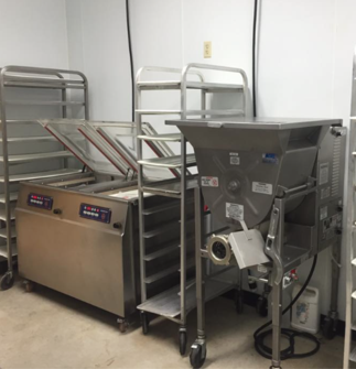 Deer processing facility, deer processing, elk processing, state of the art deer processing facility, Clean deer processing facility, cleanest deer processing facility, clean, quick, convenient,