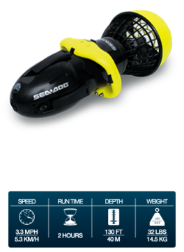 Seascooters seadoo Recreational Explorer series spare parts