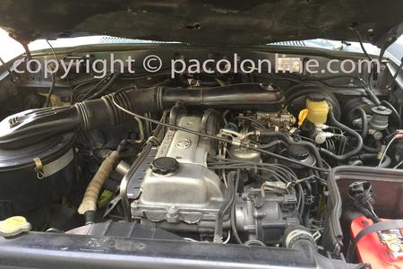 Land Cruiser Engine Transmission Transfer