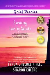 Grief Diaries Surviving Loss by Suicide book