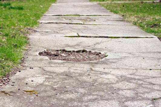 Sidewalk Repair and Installation Services and Cost in Omaha NE | Lincoln Handyman Services