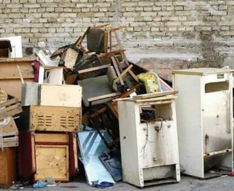 Rubbish Removal in the Bury Area