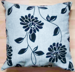 grey-sparkle-cushion-floral-cushion-flower-cushion-flower-patterm-cushion-18inch-the-little-flower-shop-florist-london-florist-brixton-florist-online-cushion-online-homeware-