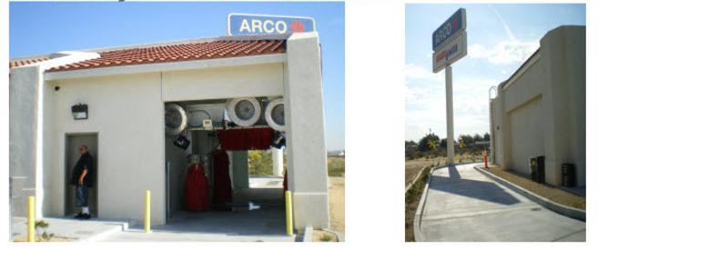 arco car wash  Arco Gas Stations